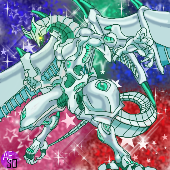 Shooting Star Dragon By AESD On DeviantArt