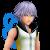 Kingdom Hearts 3D Riku Icon by AESD