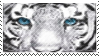 White Tiger Stamp no 2 by AESD