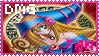 Dark Magician Girl Stamp by AESD