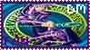 Dark Magician Stamp by AESD