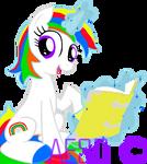 MLP OC: Rainbow Spectrum
