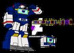 Transformers G1: Decepticon: Soundwave