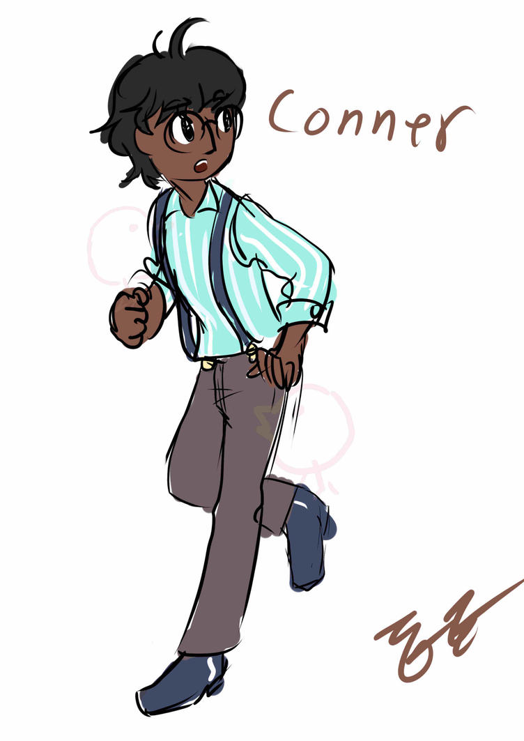 Connie gender bend by ryusenka