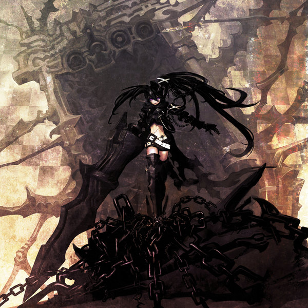 INSANE BLACKROCKSHOOTER by ryoheihuke