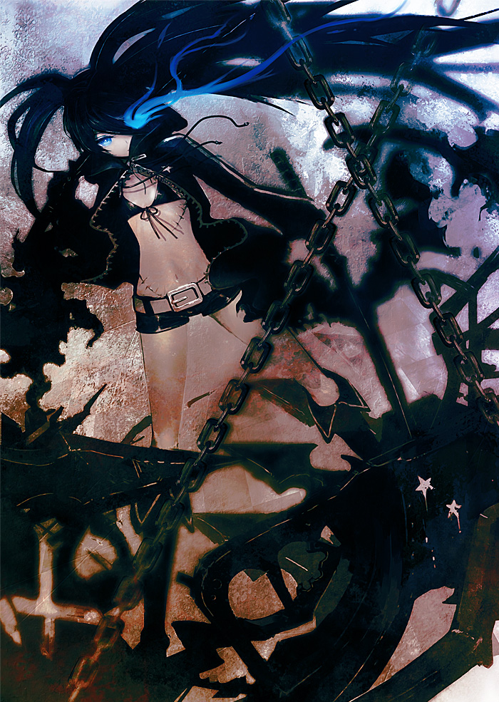 BLACK ROCK SHOOTER 7 by ryoheihuke