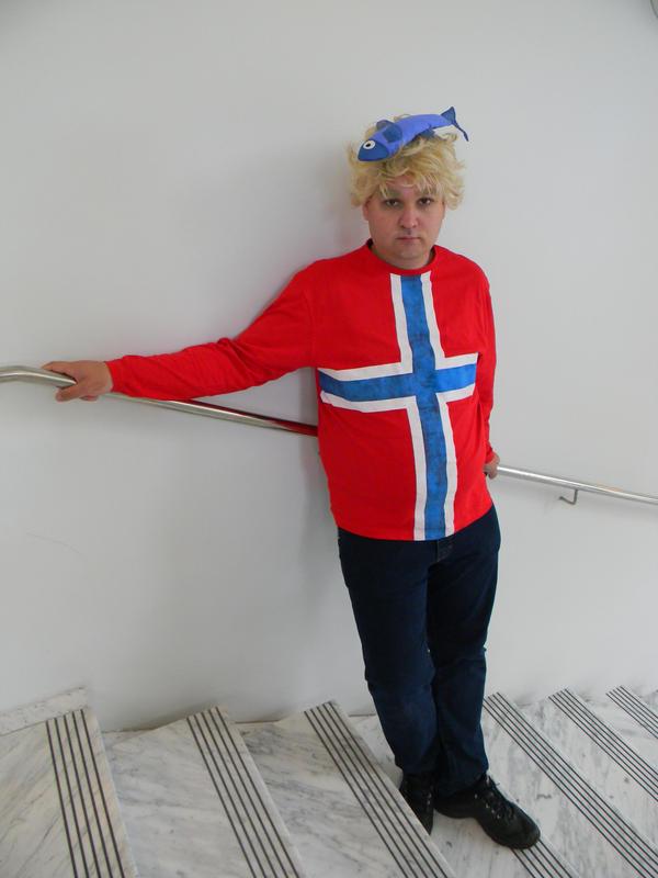 SatW: Norway by Enriisse