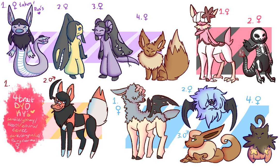 all with toto- OPEN by tealtoucannon on DeviantArt