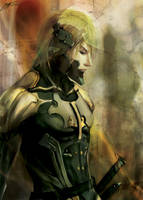 MGS: The Red Dusk by Brilcrist