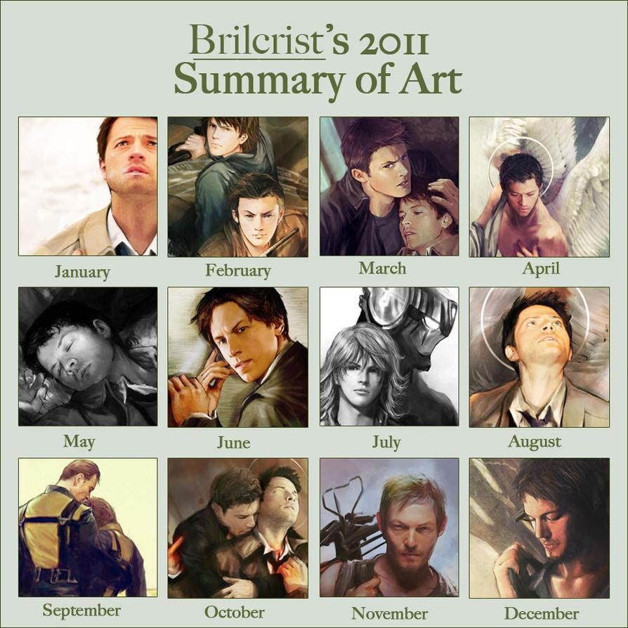 Brilcrist 2011 meme by Brilcrist