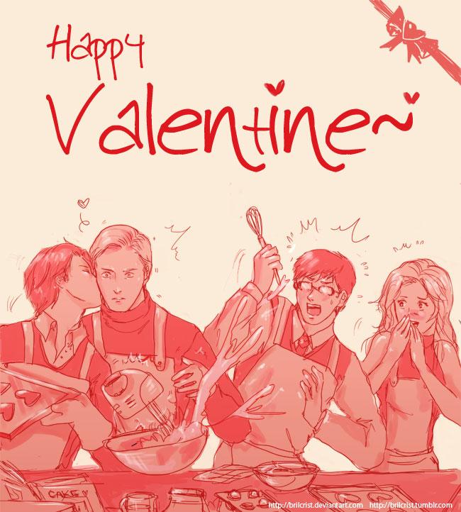 Xmenfirstclass valentine sketch by Brilcrist