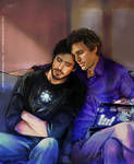 Avengers: Science Boyfriends