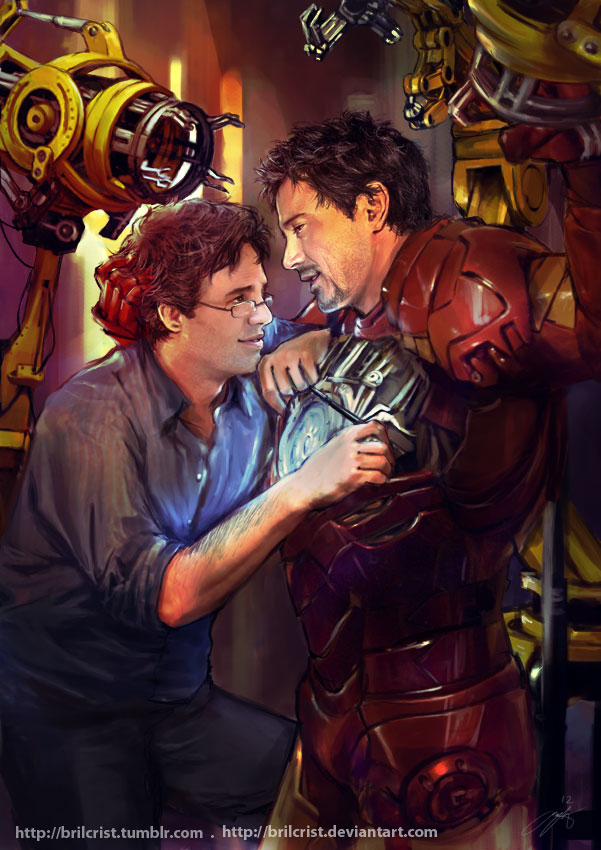 Not Now, Tony by Brilcrist