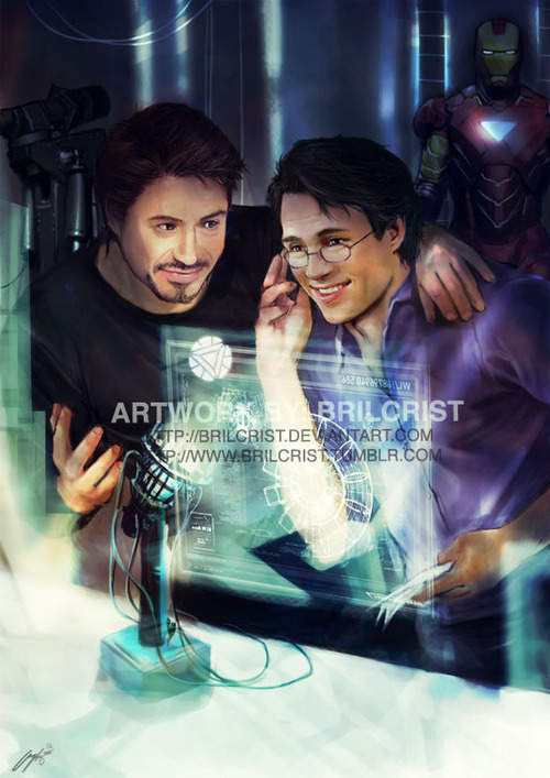 Science Bros COmmission