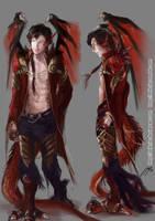 Cumbersmaug Costume Design by Brilcrist