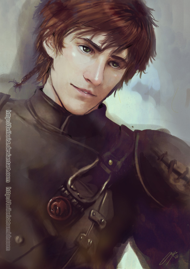 Hiccup by Brilcrist