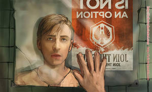 Marvel x pacific rim: Steve Rogers01