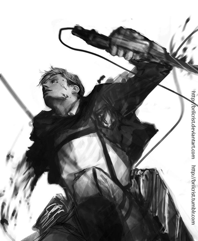 Erwin Smith by Brilcrist