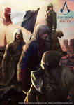 Assassin's Creed Unity fanPoster