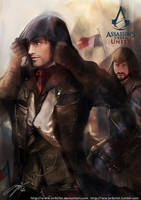 Assassin's creed unity unfinished