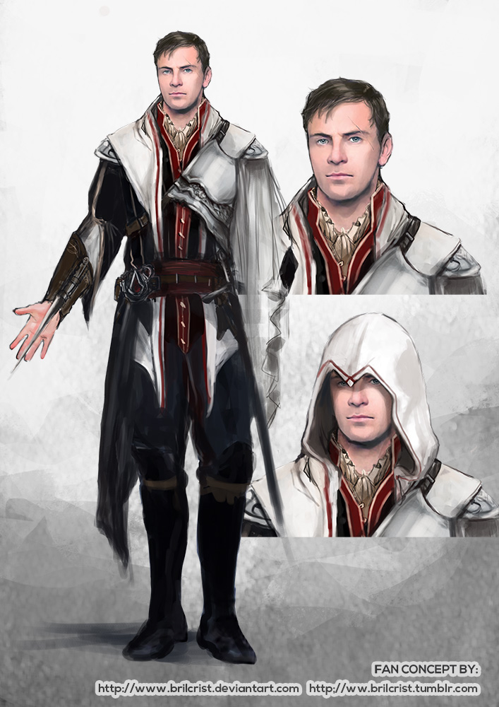Fassbender Assassin concept by Brilcrist