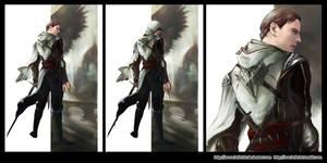 Fassbender Assassin design