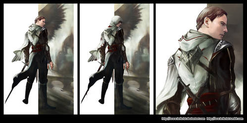 Fassbender Assassin design by Brilcrist