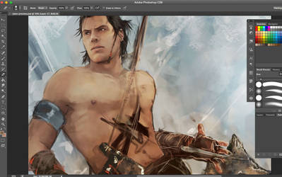 Connor Kenway preview