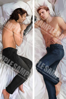 Stucky Body Pillow Design