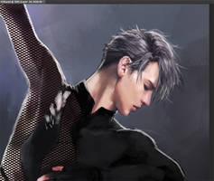 Victor WIP by Brilcrist