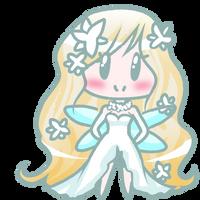 Super Chibi Fairy by IceCreamLink