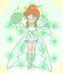 Wedding Daisy Colored
