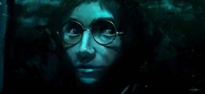 Harry Potter paint