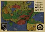 Les Chroniques de Yelgor : la Carte