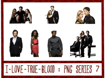 I-LOVE-TRUE-BLOOD: PNG SERIES 7 by Riogirl9909stock