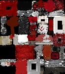 True Blood / Vampire: Word Art + Clear Cut PNG 14