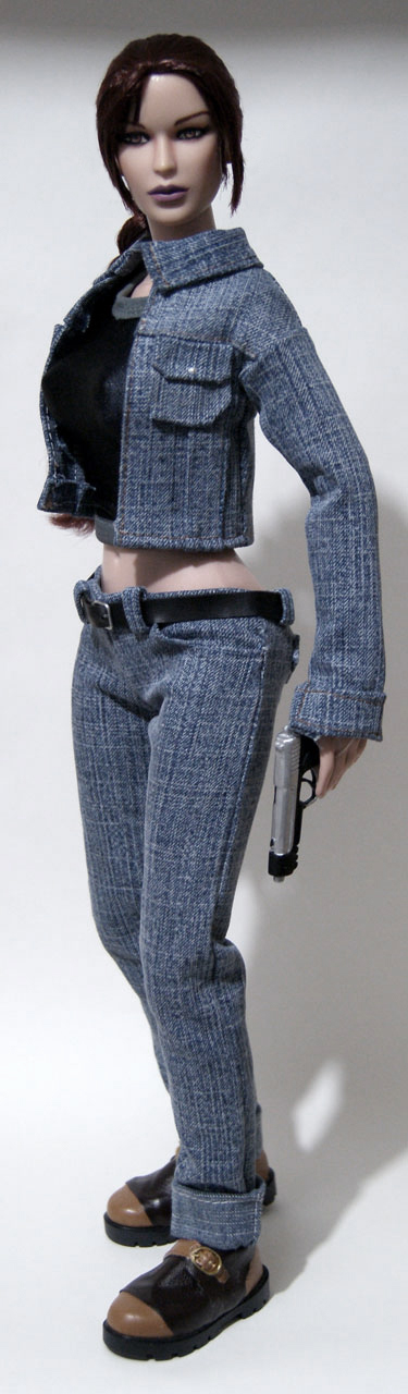 Custom TRAOD Jean by Laragwen