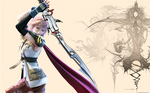 FFXIII Lightning Fighting Fate