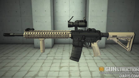 Custom AR Build Number 3