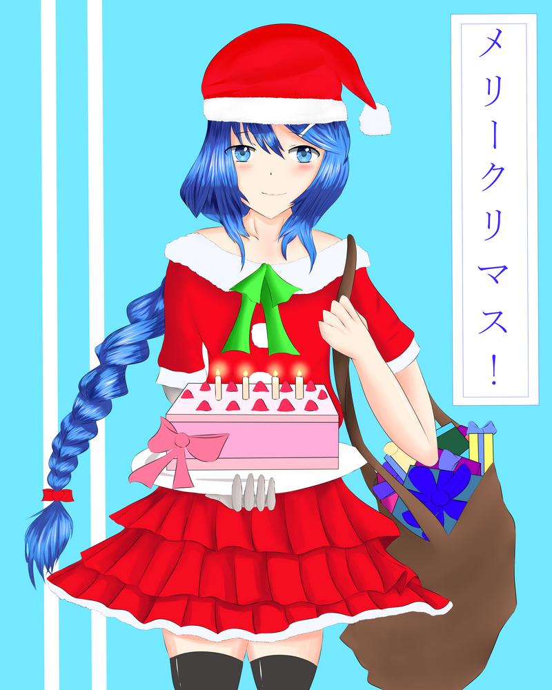 Happy Holidays by nekoDawnlight