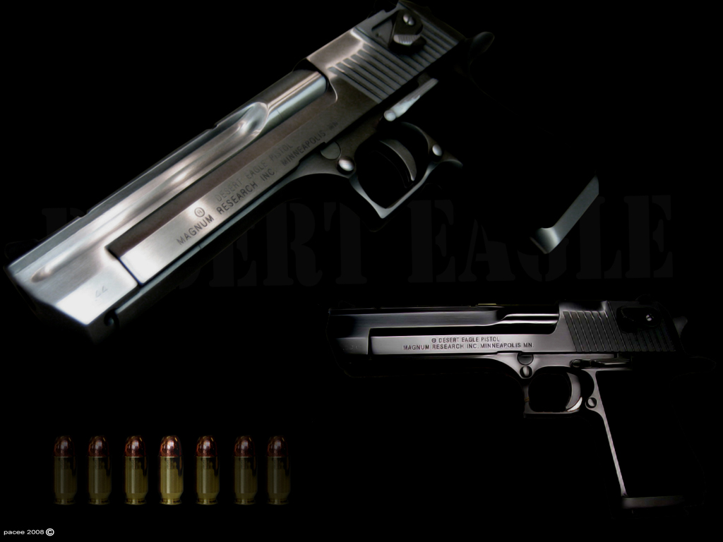 Desert Eagle By Pacee