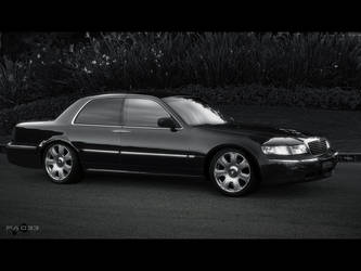 Mercury Grand Marquis by pacee