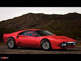 Ferrari 288 GTO by pacee