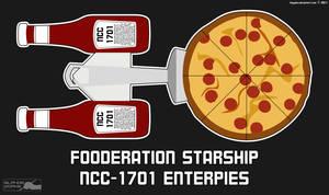 Fooderation Starship Enterpies