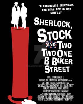 Sherlock and 221B Baker St