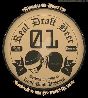 Draft Punk Beer