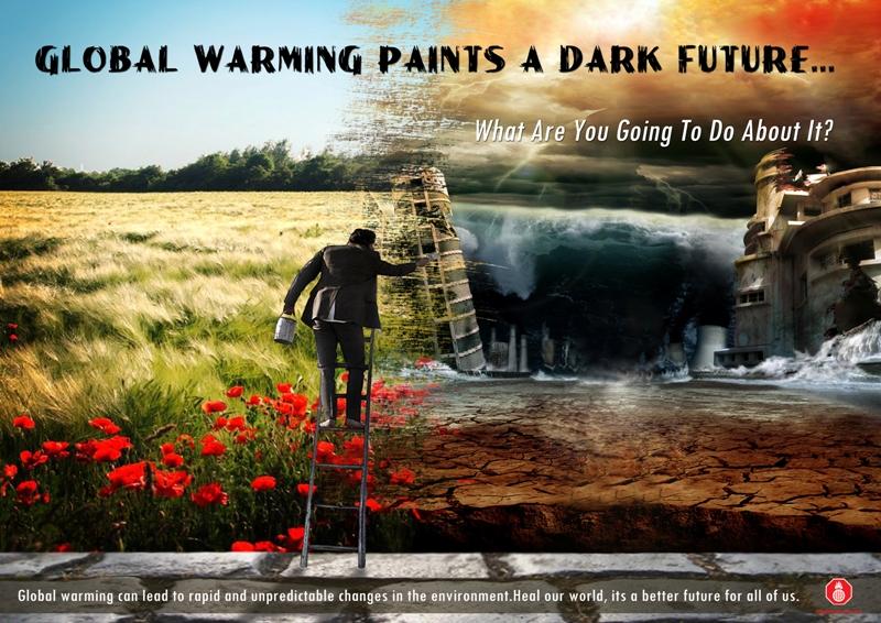 global warming ad