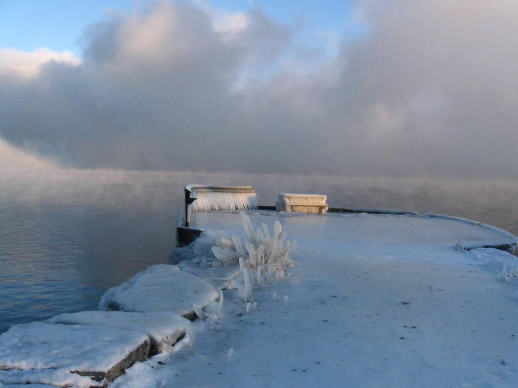 Ice Covered by SeriahAzkath