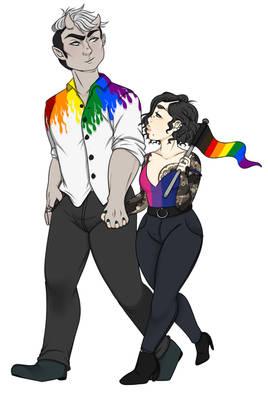 ROA: Pride Walk