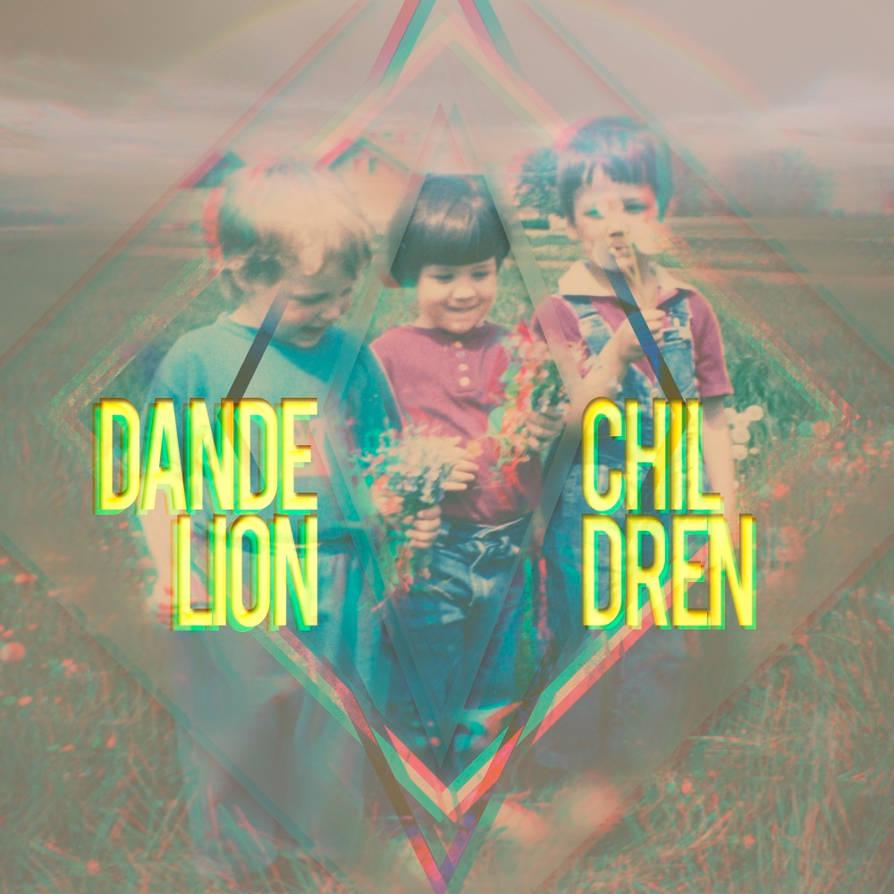Dandelion children album cover by Dandejure
